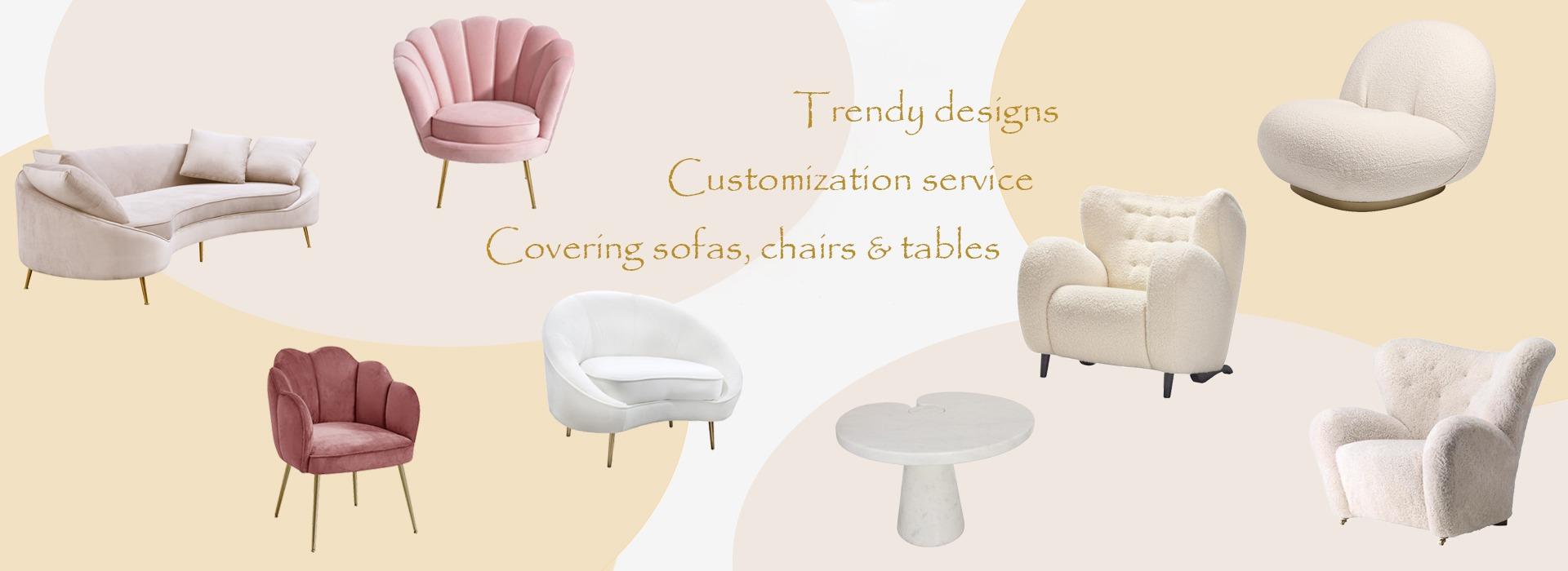 Foshan Rich Furniture Co., Ltd. - Sofas, Chairs