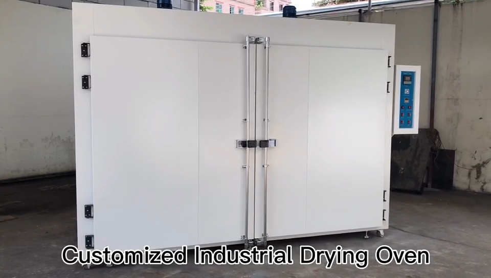 Liyi Plastic Drying 700 Degree Walk High Temperature Test Large Industrial Oven