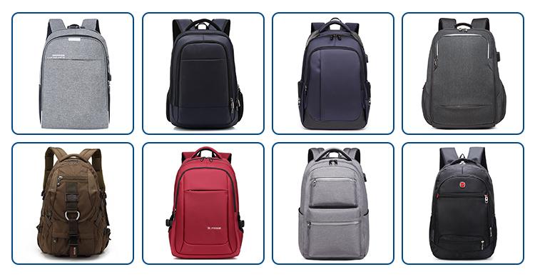 卸売費用対効果臭い防水ビジネス学校のラップトップバッグ防止防止 usb 充電コンピュータのノートパソコン