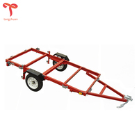 Good Supplier Reasonable price folding utility trailers kits