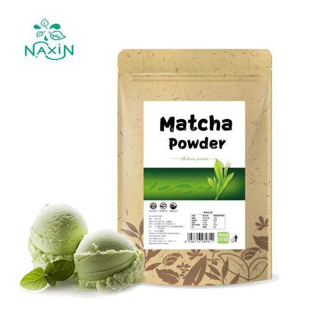 Natural 100g Matcha Green Tea Powder Private Label - 4uTea | 4uTea.com