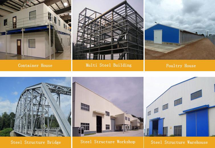 Heißer verkauf fabrik direkt lagerung stahl gebäude stahl konstruktion lager mit günstigen preis