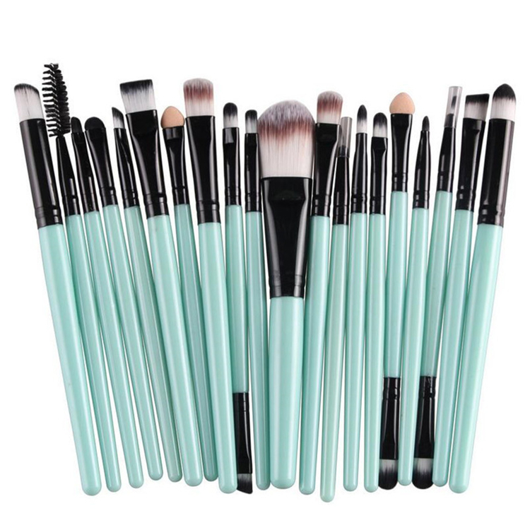 2019 New In Popular <strong>High</strong> <strong>Quality</strong> 20 PCS <strong>Makeup</strong> Cosmetic <strong>Brush</strong>