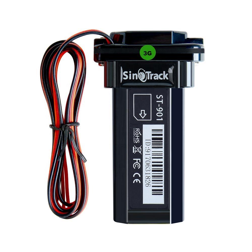 SinoTrack Kleine Tracking Device 3G Waterdichte GPS Tracker ST901W
