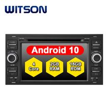 Android 10. auto Lettore Dvd <span class=keywords><strong>Gps</strong></span> per Ford Focus (2005-2007)/C-MAX (2006-2010) /Fusion (2005-2009)/Galaxy (2000-2009) /di Transito (2006-2011)