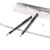 Business Office Gift Stationery Aluminium Universal Capacitive Fiber Stylus Pen
