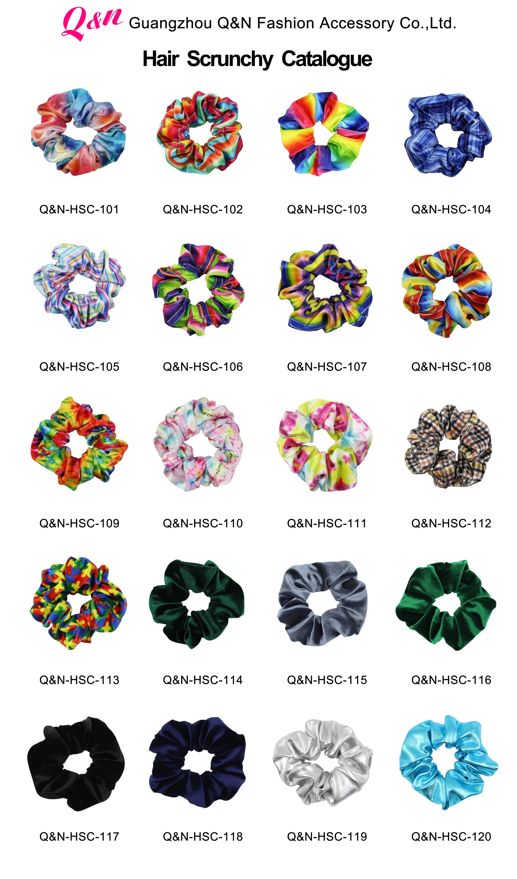 Wholesale New Style Colorful Hair Ropes Elastic Hair Bands Scrunchie Elastic Hair Rope For Girls