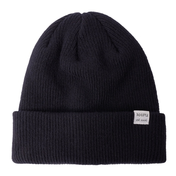 Mens Women Custom Logo Patch Labels Winter Knitted Merino Wool Beanie Hats
