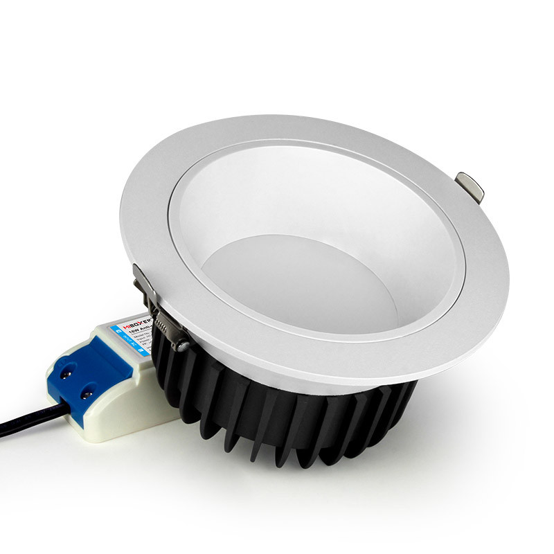 18W LED Downlight 2.4GHz Remote Control Anti-glare RGB CCT Smart Ceiling Lamps WIFI APP&Third Party Voice Control