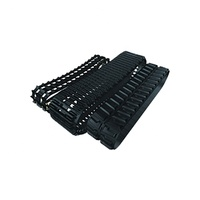 Rubber Track for Construction machinery parts