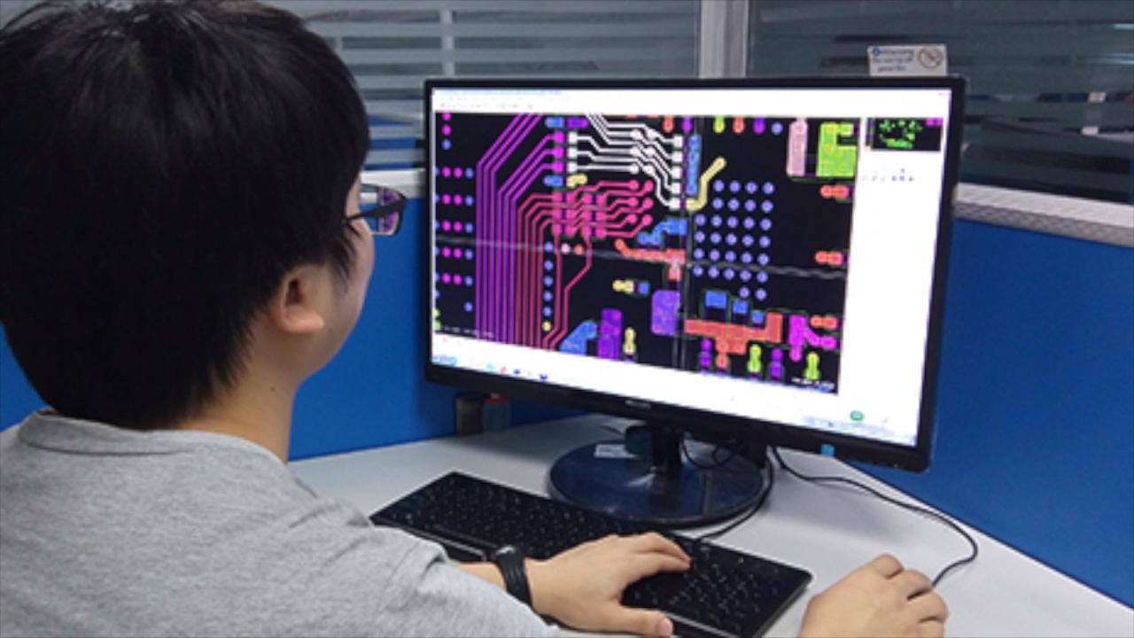 OEM ODM EMS NPI serviço de layout do projeto de dupla camada PCB multicamada