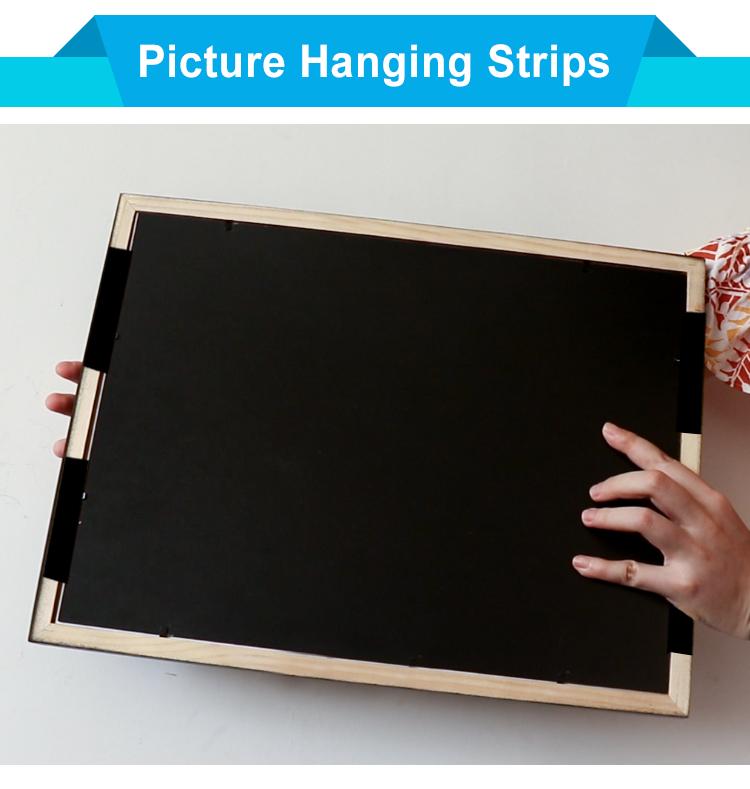 Bild rahmen band self adhesive hängen streifen wand rahmen hängen ideen kreative neue bild rahmen