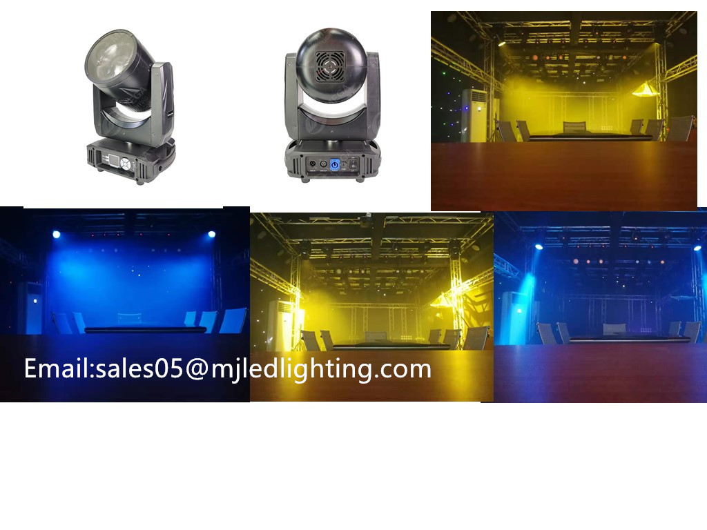 LED COB ZOOM 200W RGBW DMX Led DJ Stage Show Effect Wedding moving head Lighting  for Dance Floor, Club, Party