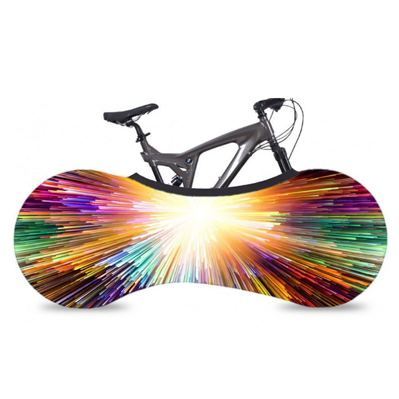Outdoor UV Protective Foldable Bicycle Protector Bike Cover For Three 26inch Bik