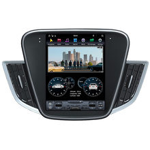 Navihua Android Pioneer Car Video Player Multimedia Radio Unità di Testa Del Veicolo Display Per Chevrolet Cavalier 2016 Tesla-stile