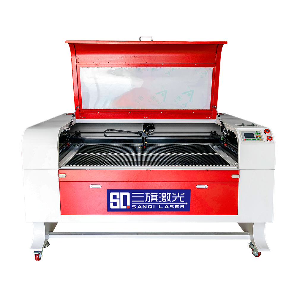 Sanqi laser 1300x900mm CO2 laser hout snijmachine graveren 1390 100w 130w 150w gemaakt in China