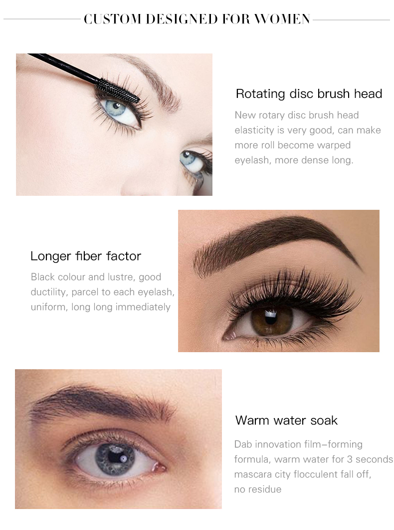 Cool Betty Authentic Mascara Waterproof 3d Mascara For