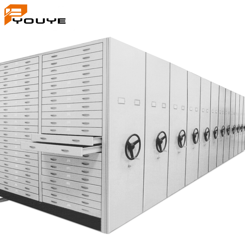 High quality mass shelf intelligent mobile storage shelf bulk filing cabinets