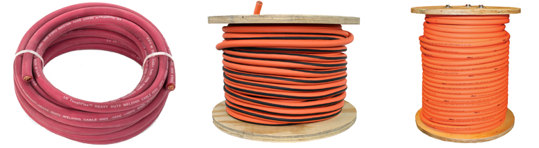 China 35mm 50mm 70mm PVC Insulated Copper Welding Cable Wire Manufecteter