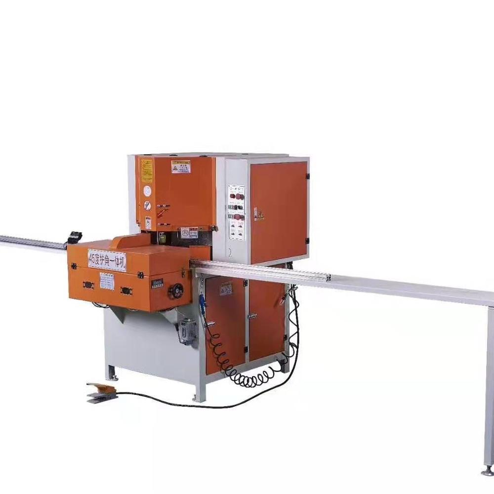 45 degree angle cutter machine angle for aluminum <strong>equipment</strong>