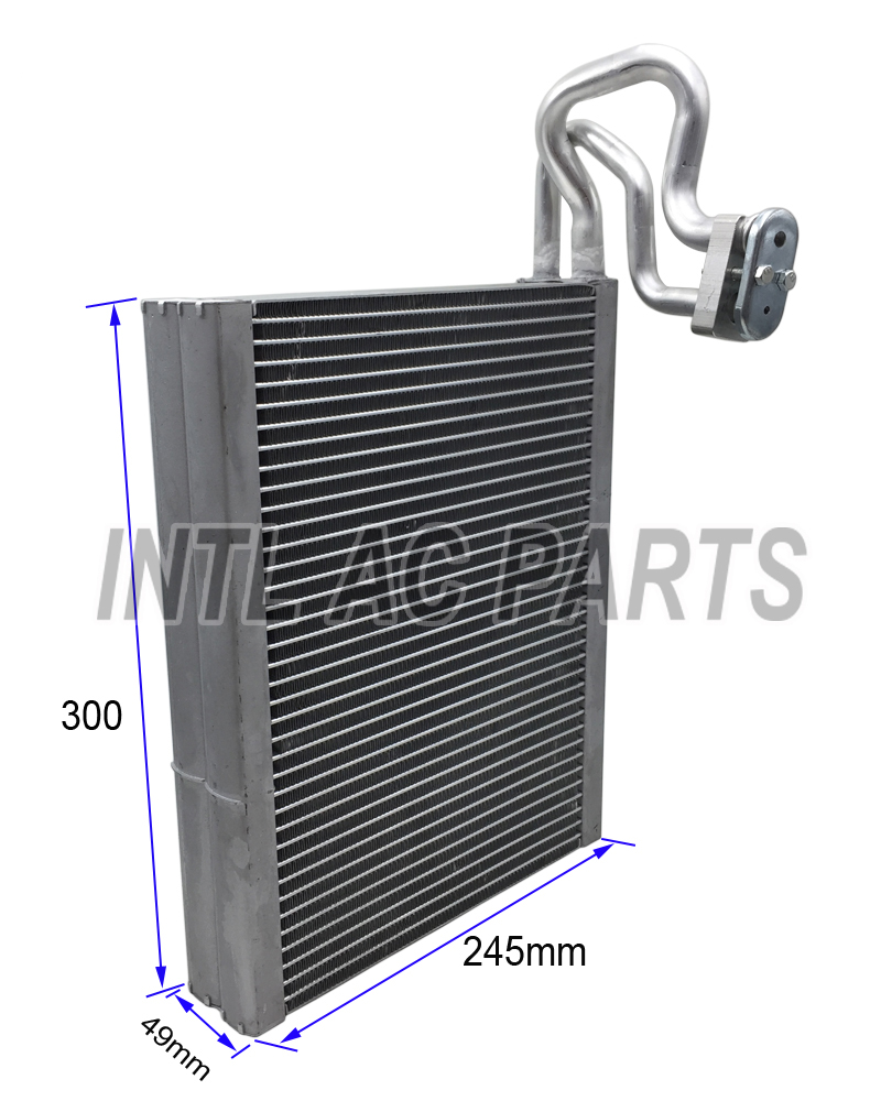 Auto A/C Evaporator Core for BMW X5 X6 2007- 64116806555 64119281416