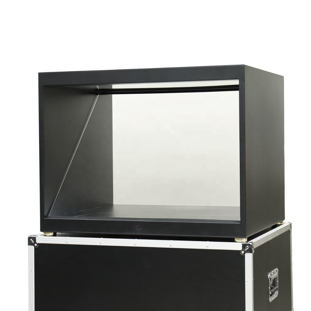 3D Hologram Advertising Showcase Projection Box Screen фото