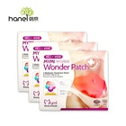 Korea hot sale Mymi Belly Wonder Patch Slimming Patch original chinese factory