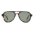 Acetate frame customized logo trendy fashion 2020 new wooden sunglasses