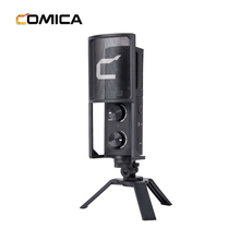 Comica STM-USB Usb Microfoon Voor Livestreaming, Podcasts, Voice-Over, Conference Calls, Vocale En Instrument Opname