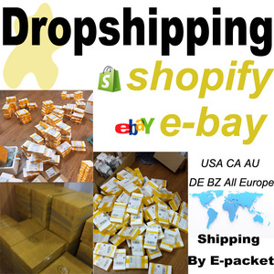 Shopify Dropshipping Agent Europe USA Dropshipping Ebay To All The World Amazon E-packet EUB Dropshipping Brasil Agent Shopify