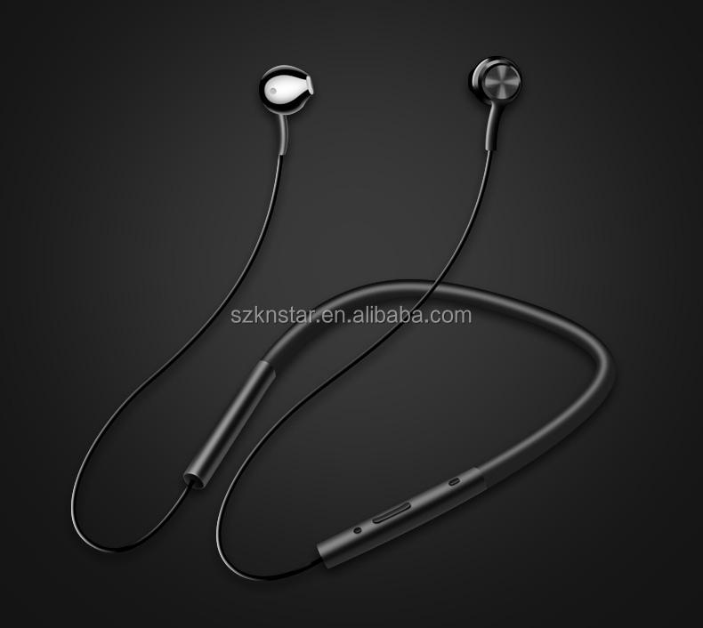 Neckband stereo headphones enjoy wireless enjouu our world sports headphones P-300