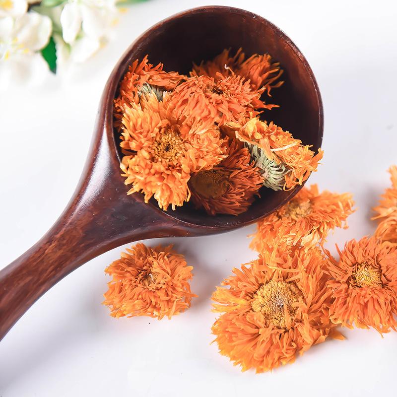 Organic Dried Calendula Flowers Tea Hot Sale Dried Marigold Tea of Calendula - 4uTea | 4uTea.com