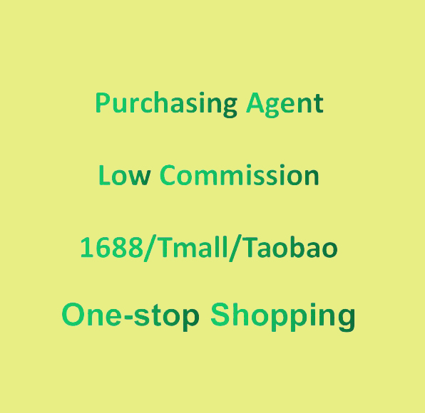 Your Business Partner Purchasing Taobao Agent 1688 Agent  One-stop Shopping Service General Trade Agent
