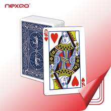 BKPC02 NFC 방수 <span class=keywords><strong>포커</strong></span> Card 싼 플라스틱 PVC RFID Customized Playing Card No Minimum