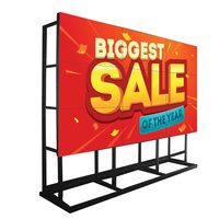 USER ultra narrow bezel 46 inch 49 inch 55 inch LCD video wall, HD advertising players