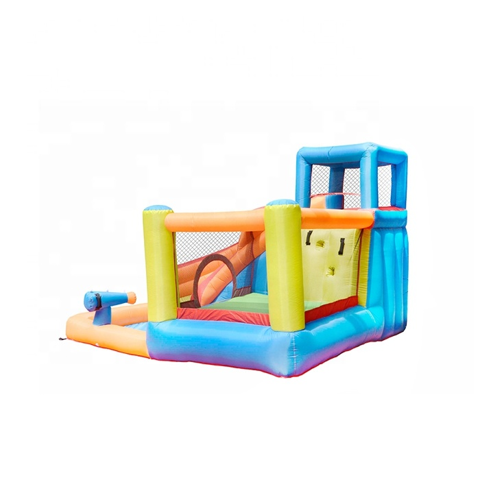 Home Use Cheap Kids Party Air Mini Indoor Jumping Combo Inflatable Bouncer with Slide Manufacturer China