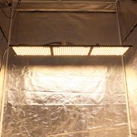 320w Kingbrite quantum led board lm301b v2 qb288 hlg grow light fit for 3'x3' grow tent