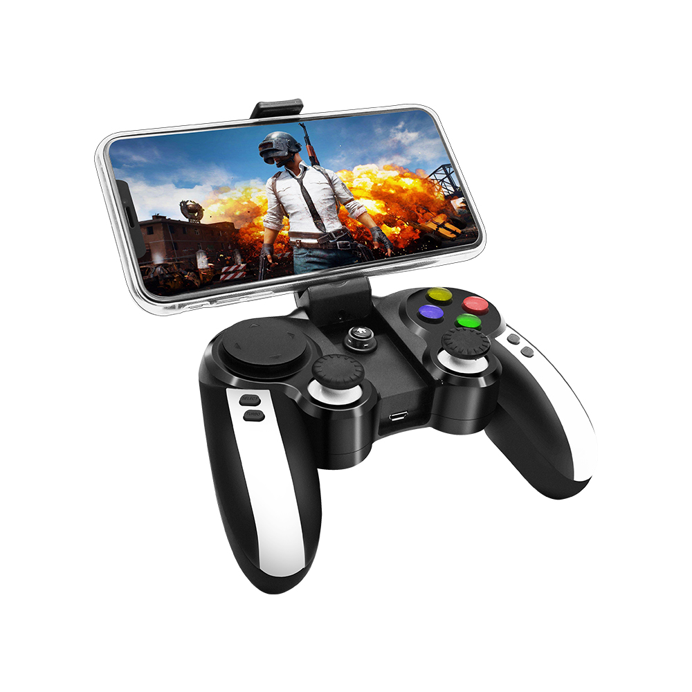 Good Quality Low Price Wireless phone gaming gamepad <strong>controller</strong> for smartphone