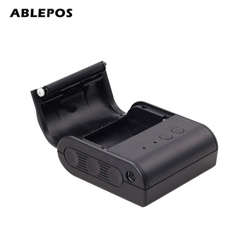 Portable mini pos printer 80mm thermal driver receipt