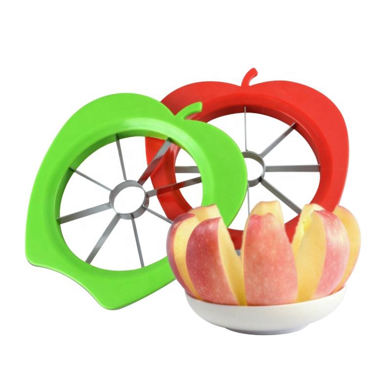 Amazon Ebay new stainless steel fruit apple slicer cutter corer set
