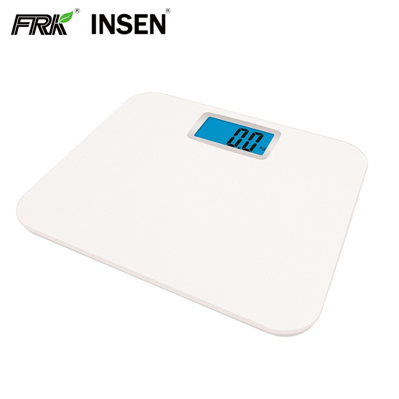 180kg Ultra Slim Backlit Health Digital