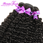 Wholesale Indian brazilian Virgin Human Hair Water Wave curly Bundles With Lace Closure 10a grade hair vendor hair peruvian