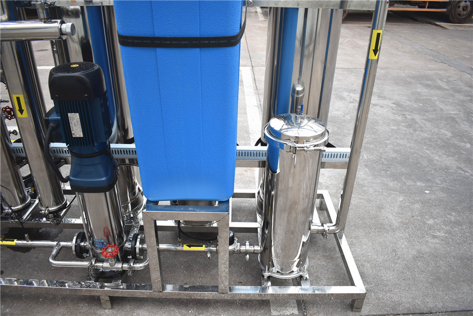product-Industrial stainless steel ro water treatment plant machinery-Ocpuritech-img-2