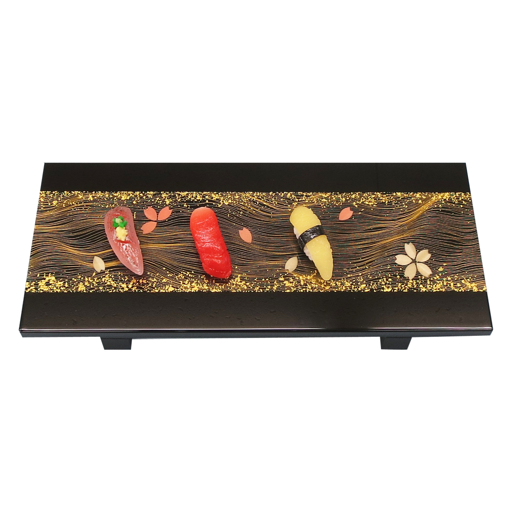 Japanese high quality and reliable sushi board plate wholesale