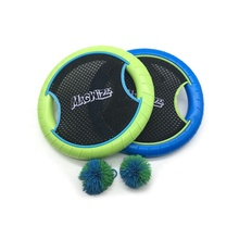 Ouder-kind interactief spel eva foam hand trampoline disc ronde <span class=keywords><strong>racket</strong></span>