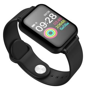 Image of New Smartwatch Sport Heart Rate Blood Pressure Monitor Health Fitness Tracker Waterproof Men Women Wrist Smart Watch