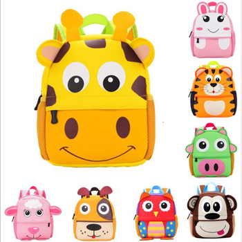 Best Seller New Design Foldable Child School Bag