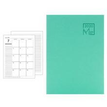 Милый блокнот Kawaii, милый дневник, дневник, планер, блокнот для подарка, ноутбук с календарем, 48 листов, 2020(Китай)