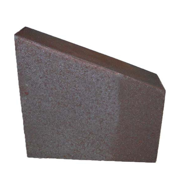 Best price high quality magnesite chrome brick for anode hearth furnace