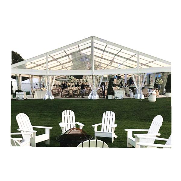럭셔리 큰 명확한 경간 알루미늄 무역 박람회 투명한 큰천막 파티 이벤트 텐트